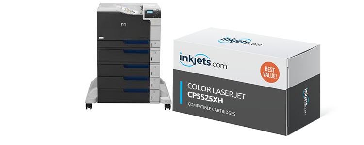 Color LaserJet Enterprise CP5525xh