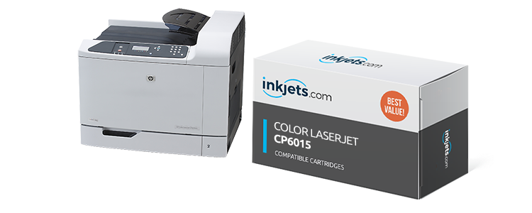 Color LaserJet CP6015