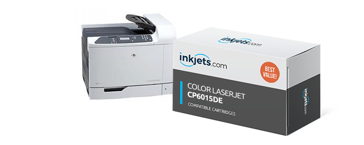 Color LaserJet CP6015de