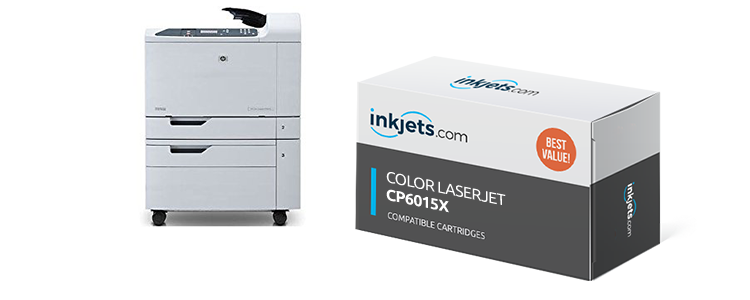 Color LaserJet CP6015x