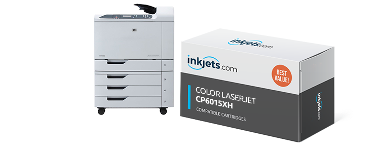 Color LaserJet CP6015xh
