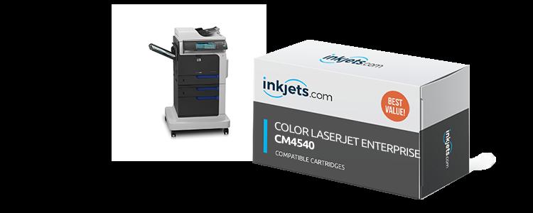 Color LaserJet Enterprise CM4540