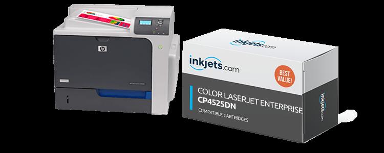 Color LaserJet Enterprise CP4525dn