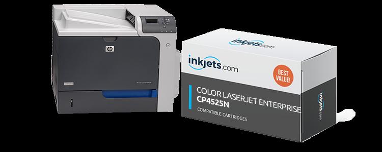 Color LaserJet Enterprise CP4525n