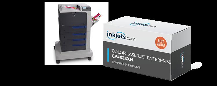 Color LaserJet Enterprise CP4525xh