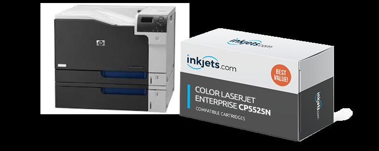 Color LaserJet Enterprise CP5525n
