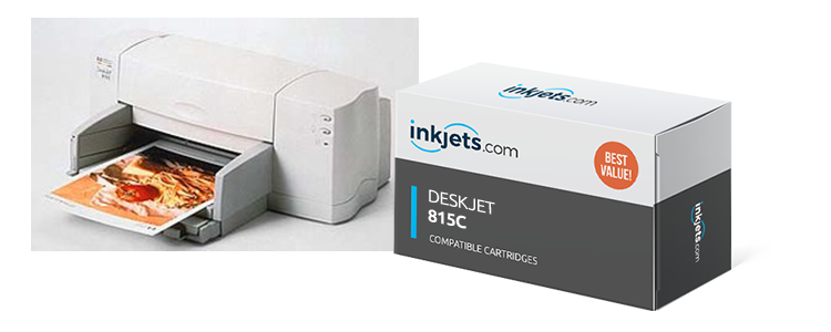 DESKJET 815C PRINTER DRIVERS FOR WINDOWS MAC