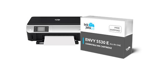 ENVY 5530 e-All-in-One