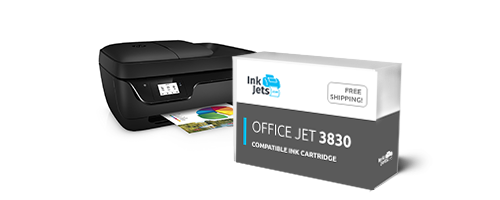 OfficeJet 3830