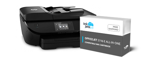 OfficeJet 5746 e-All-in-One