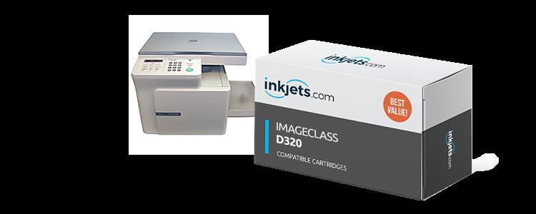 ImageClass D320