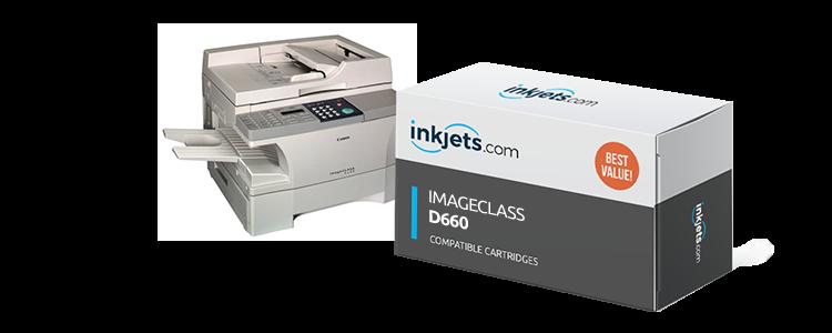 ImageClass D660