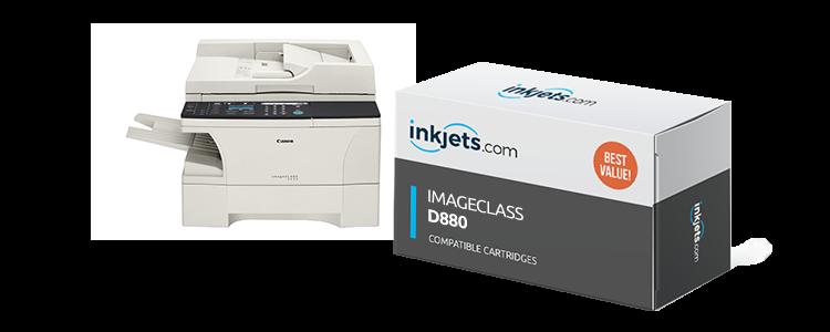ImageClass D880