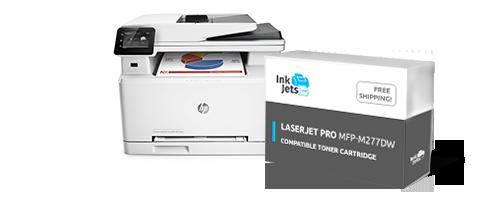 LaserJet Pro MFP M277dw