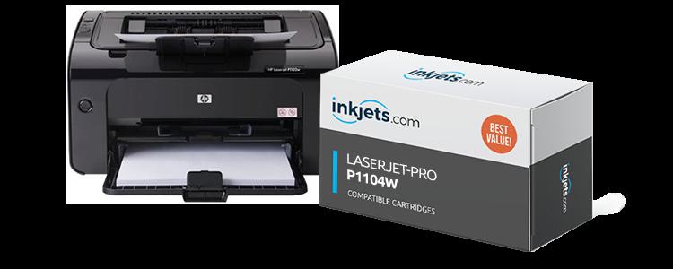 LaserJet Pro P1104w