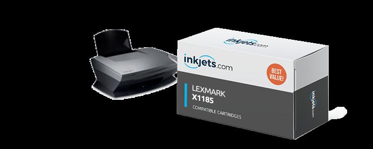 lexmark x 1185