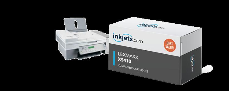 LEXMARK X5410 DOWNLOAD DRIVER