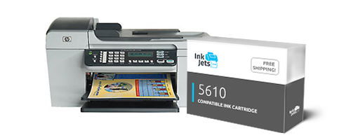 hp officejet 5610 ink cartridge. Black Bedroom Furniture Sets. Home Design Ideas
