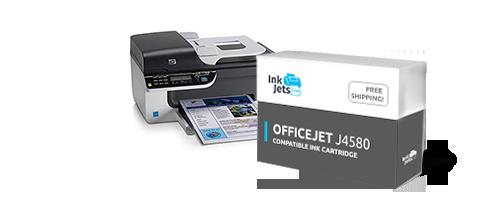 OfficeJet J4580