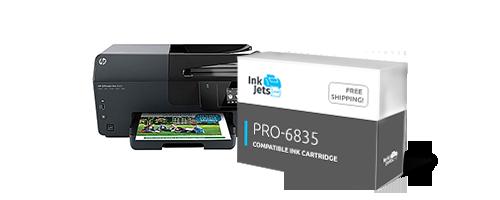 OfficeJet Pro 6835