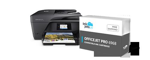 OfficeJet Pro 6968