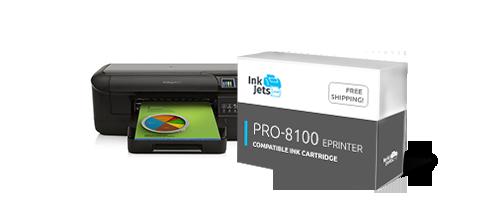 OfficeJet Pro 8100