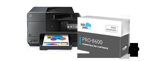 OfficeJet Pro 8600