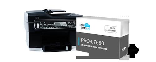 OfficeJet Pro L7680