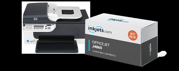 OfficeJet J4860