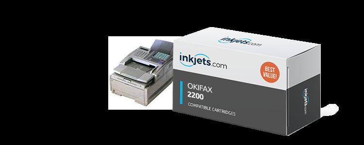 OKIFAX 2200