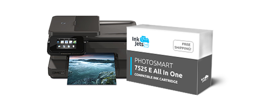 PhotoSmart 7525 e-All-in-One
