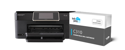 hp photosmart premium e all in one c310 ink cartridge inkjets com rh inkjets com HP Photosmart C309a Manual HP 310 Printer Manual