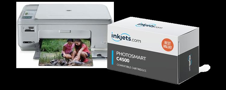 PhotoSmart C4500