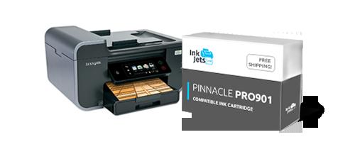 lexmark pinnacle pro901 ink cartridge. Black Bedroom Furniture Sets. Home Design Ideas