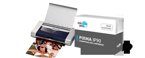 Canon Pixma Ip90 Ink Cartridge Inkjets Com