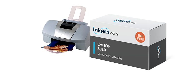 DRIVERS UPDATE: CANNON S820 PRINTER