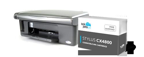 EPSON STYLUS CX4800 SCAN DRIVER DOWNLOAD