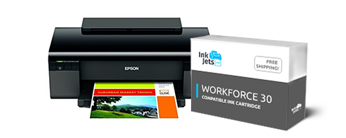 EPSON WORKFORCE 30 INKJET PRINTER WINDOWS 10 DRIVER
