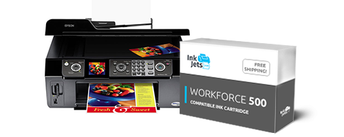 DRIVERS FOR EPSON WORKFORCE 500 SCANNER