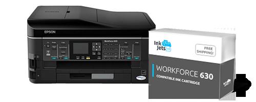 how to install epson workforce 630 printer