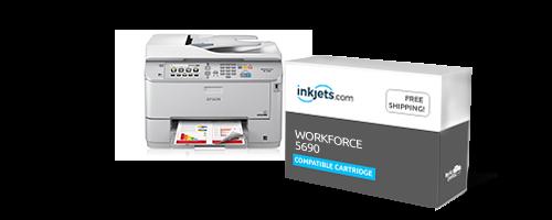WorkForce Pro WF-5690