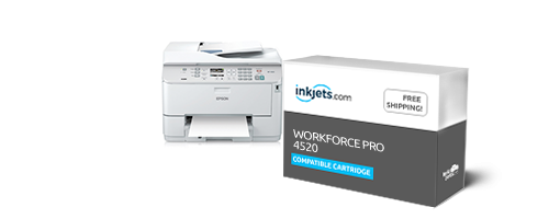 WorkForce Pro WP-4520