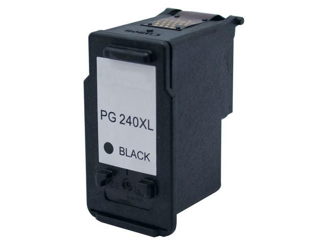 Canon PG 240XL Black Remanufactured Ink Cartridge