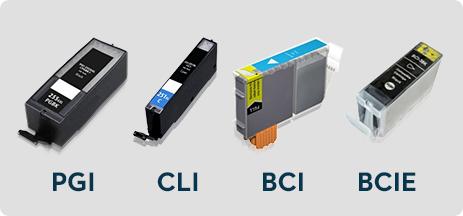 Canon Printer Ink Cartridges and Toner - Inkjets com