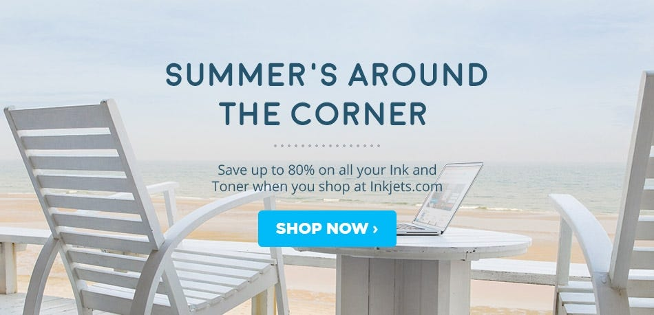 Save up to 75% at Inkjets.com