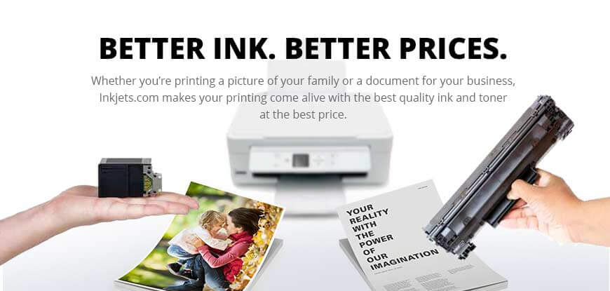 Better Ink. Better Prices.